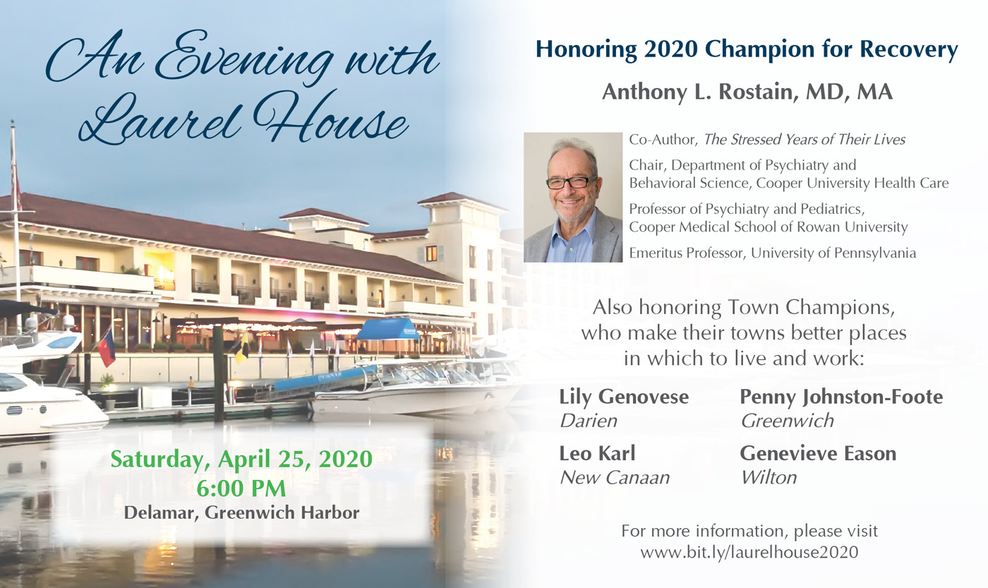 2020 An Evening with Laurel House Event