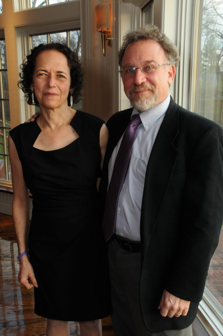 Alice Raim and Dan Wartenberg