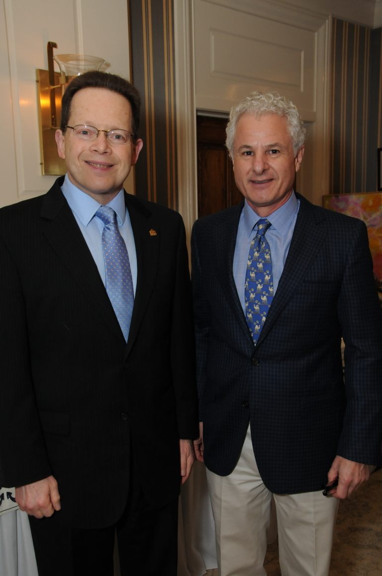 David Levinson, Ph.D. and Ken DellaRocco