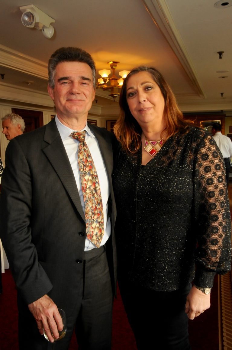 Dr. Ralph Aquila and Mrs. Rossella Aquila