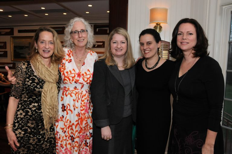 Lisa Ruggiero, Lyn Traverse, Heather Porter, Heidi Leatherman, Lisa Benton
