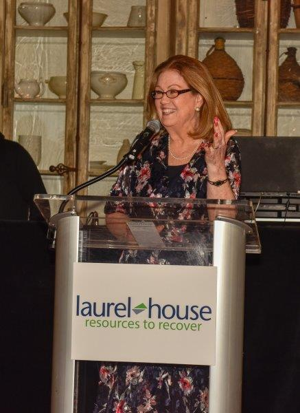 5900 Laurel House, Inc. President & CEO Linda Autore