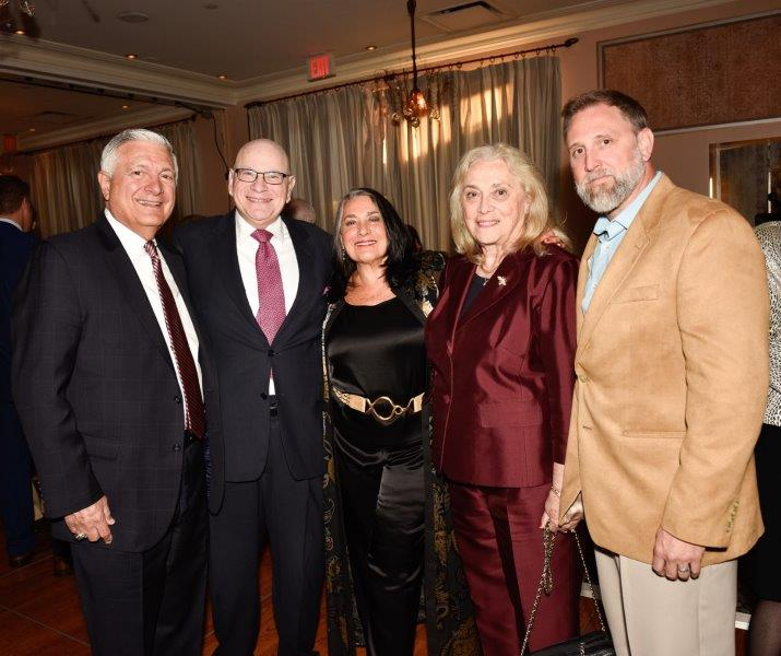 _MJR5734 Judge Orazio Bellantoni, David Singer, Carol Krinsky, Mary Bellantoni, Mark Bourgie