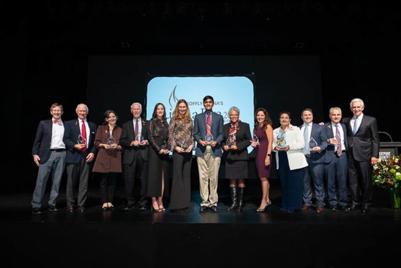 Winners of the Close to Home Award Winners